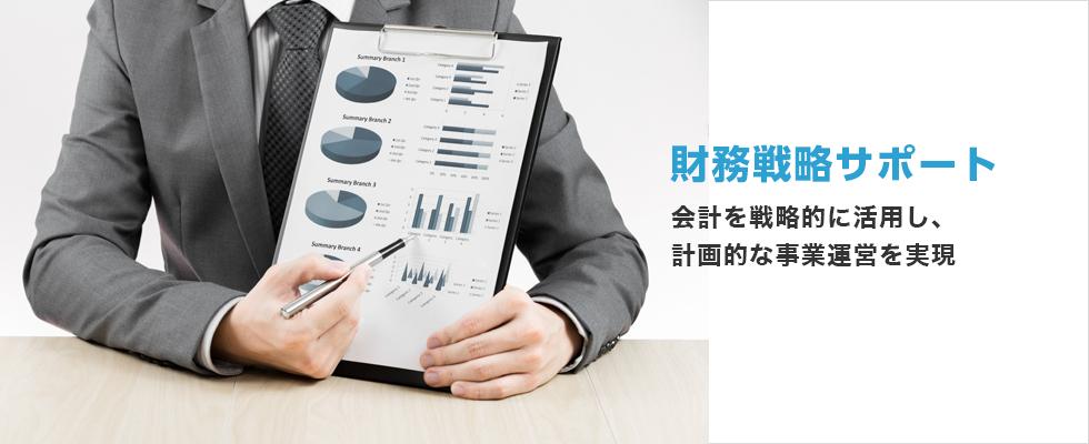 財務戦略サポート